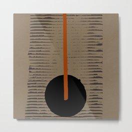 abstract 56 Metal Print
