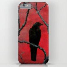 The Color Red iPhone 6 Plus Slim Case