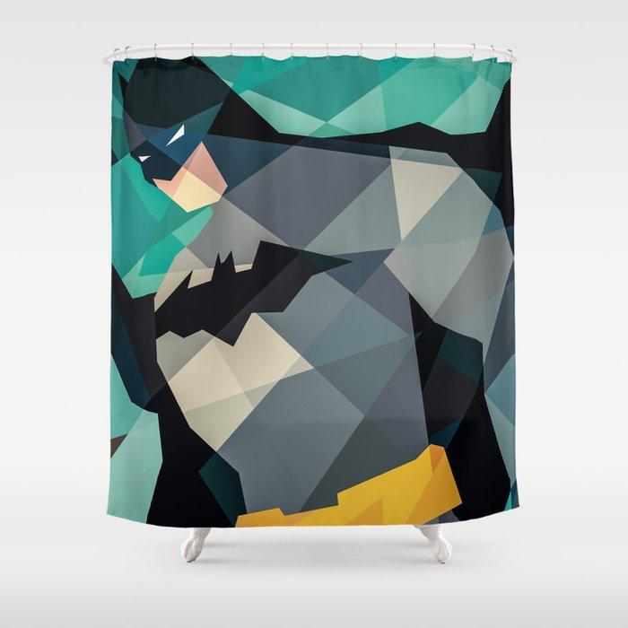 DC Comics Superhero Shower Curtain by ericdufresne | Society6