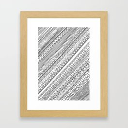 BPM Framed Art Print