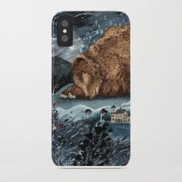 The Lake House iPhone Case