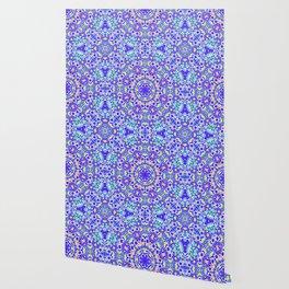 Arabesque kaleidoscopic Mosaic G513 Wallpaper