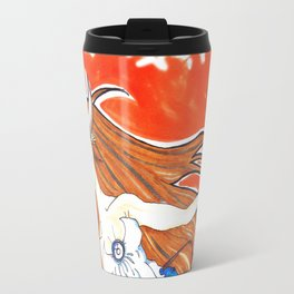 Taurus  zodiac sign  Travel Mug