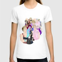 niall T-shirts featuring Niall Collage by Pinkeyyou