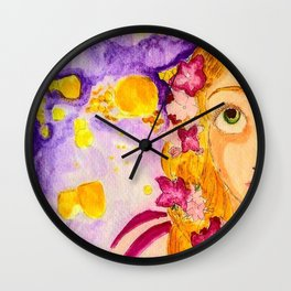 At Last (I See The Light) Wall Clock