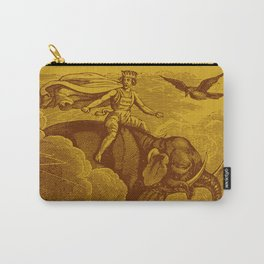 The Occult Golden Elephant Carry-All Pouch
