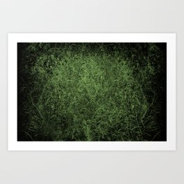 Back to my roots Art Print