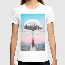 CITY OF PASTEL DREAMS III T-shirt