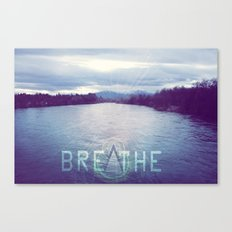 Breathe in the Beauty of Nature Canvas Print