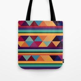 Pattern Y II Tote Bag