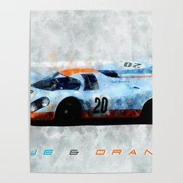 Gulf 917 Poster