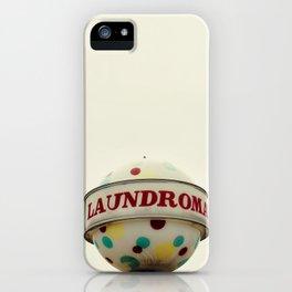 laundromat iPhone Case