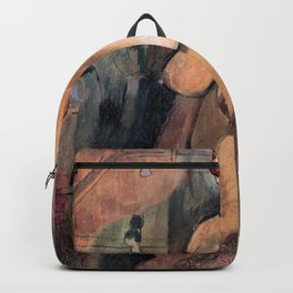 Standing Nude - Digital Remastered Edition Backpack
