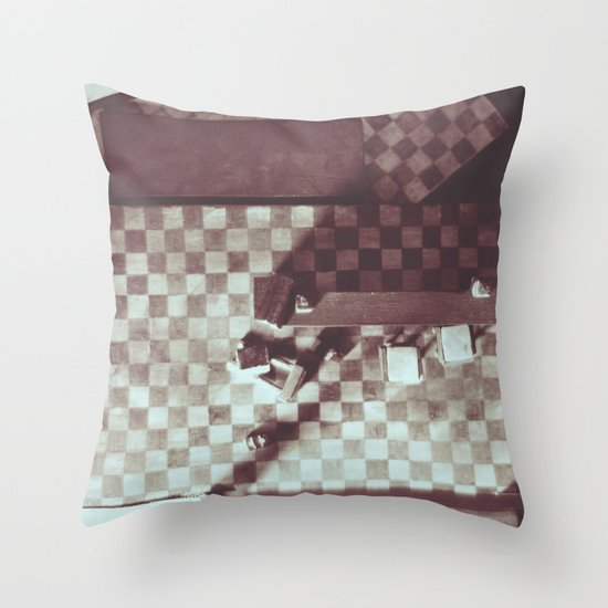 scenography projects03 Throw Pillow