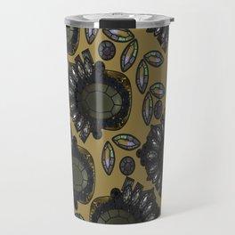 Gemstones 4 Travel Mug