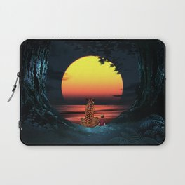 Calvin And Hobbes Laptop Sleeve