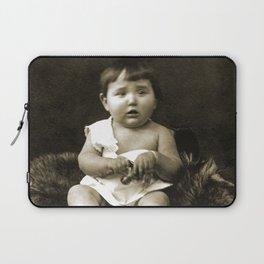 Yesteryear Baby Laptop Sleeve
