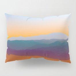 Sunset in Rhodes Pillow Sham