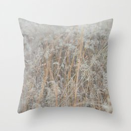 About last fall Throw Pillow