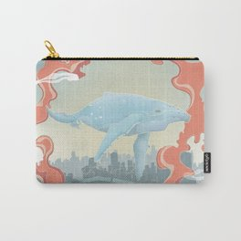 City Whale Patrol Carry-All Pouch