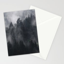 Mistic Forest Stationery Cards