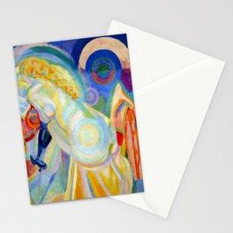 """Robert Delaunay """"Nu à la toilette (Nu à la coiffeuse)"""" (Musée 'Art Moderne de la Ville de Paris) Stationery Cards"""