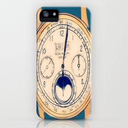 Old Watch iPhone Case
