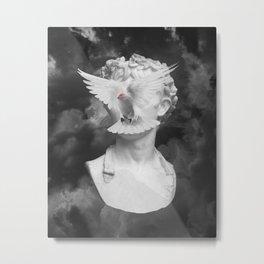 Esprit libre Metal Print
