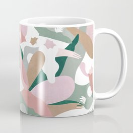 Depiction Of Self Love (emerald) Coffee Mug