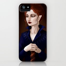 Guinevere iPhone Case
