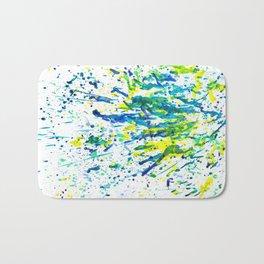 Melted Crayons Bath Mat