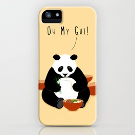 Oh My Gut! iPhone Case