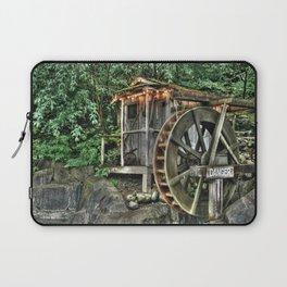 Water Wheel in Canada Laptop Sleeve