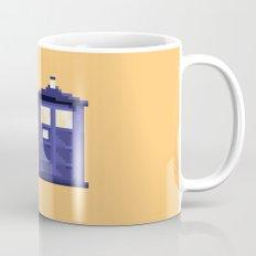 Retro Who Mug