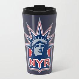 New York Ranger Travel Mug