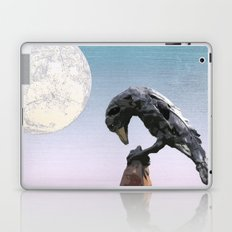 'Black was the without eye' Laptop & iPad Skin