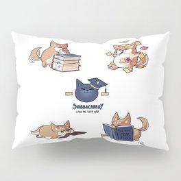Shibb#06 - Shibbacademy Pillow Sham