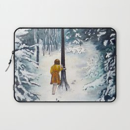 The Lamppost Laptop Sleeve