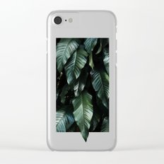 Growth II Clear iPhone Case
