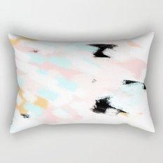 Summer Abstract 2 Rectangular Pillow