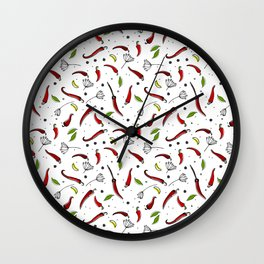 Pepper chilly Wall Clock