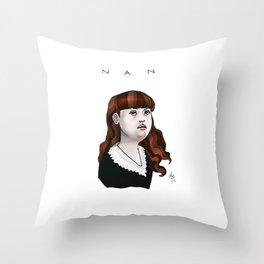Nan Throw Pillow