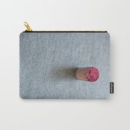 Wine cork Carry-All Pouch