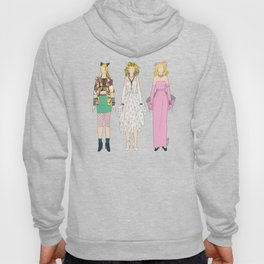 Triple Madge Material Girl Hoody