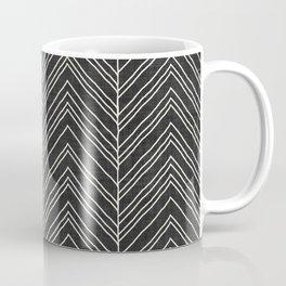 Strand in Black and White Coffee Mug