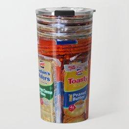 Grandma's Cracker Jar Travel Mug