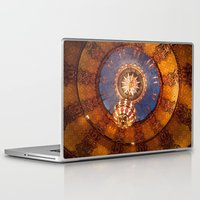 theater Laptop & iPad Skins featuring Theater Ceiling by mofoto