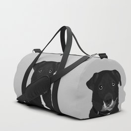 The Dashing Mixed-Breed Dog Duffle Bag