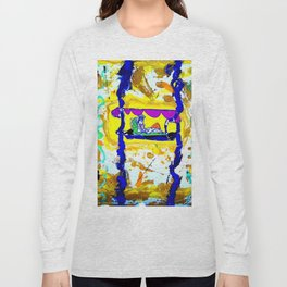 Arrival of the Queen of Sheba        by Kay lipton Long Sleeve T-shirt