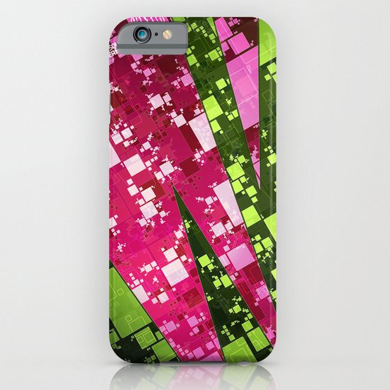 Square Watermelon iPhone & iPod Case